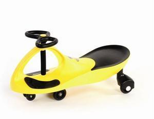 Plasma Car Yellow