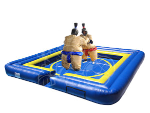Sumo Battle Ring, Suits/Head Gear/Gloves