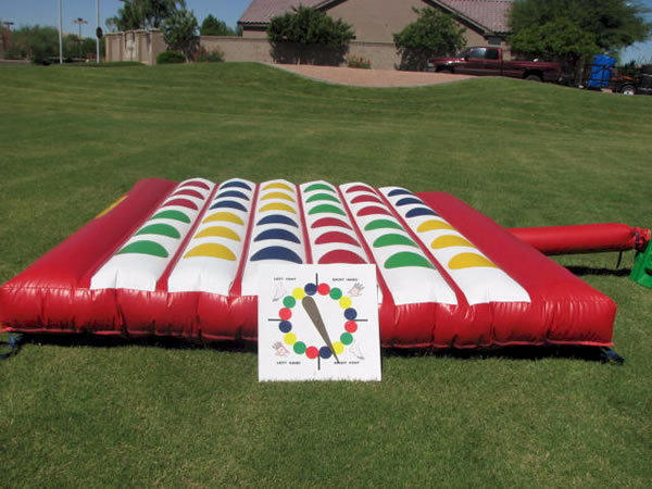 Twister Game no side walls