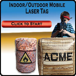 Laser Tag - Battlefield NM