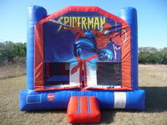 Spider Man Bounce House 15X15