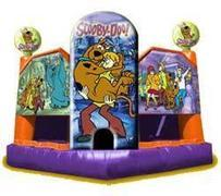 Scooby Doo Bounce House 15X15