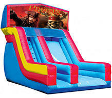 Pirates of Caribbean 18' Modular Dry Slide
