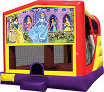 Disney Princess Modular 4 in 1 Combo Unit