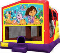 Dora The Explorer Modular 4 in 1 Combo Unit