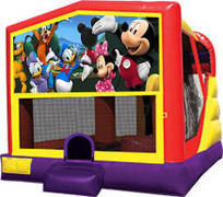 Mickey Mouse Modular 4 in 1 Combo Unit