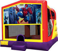 Spiderman Modular 4 in 1 Combo Unit