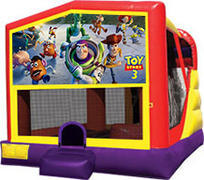 Toy Story 3 Modular 4 in 1 Combo Unit