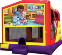 Doc McStuffins Modular 4 in 1 Combo Unit