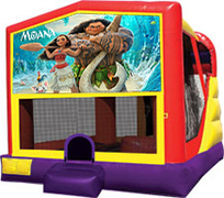 Moana Modular 4 in 1 Combo Unit