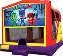 PJ Masks Modular 4 in 1 Combo Unit