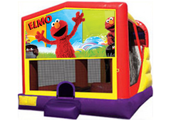 Elmo Modular 4 in 1 Combo Unit