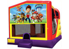 Paw Patrol Modular 4 in 1 Combo Unit