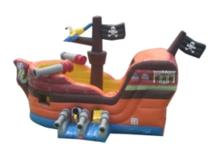 Pirate Slide Combo