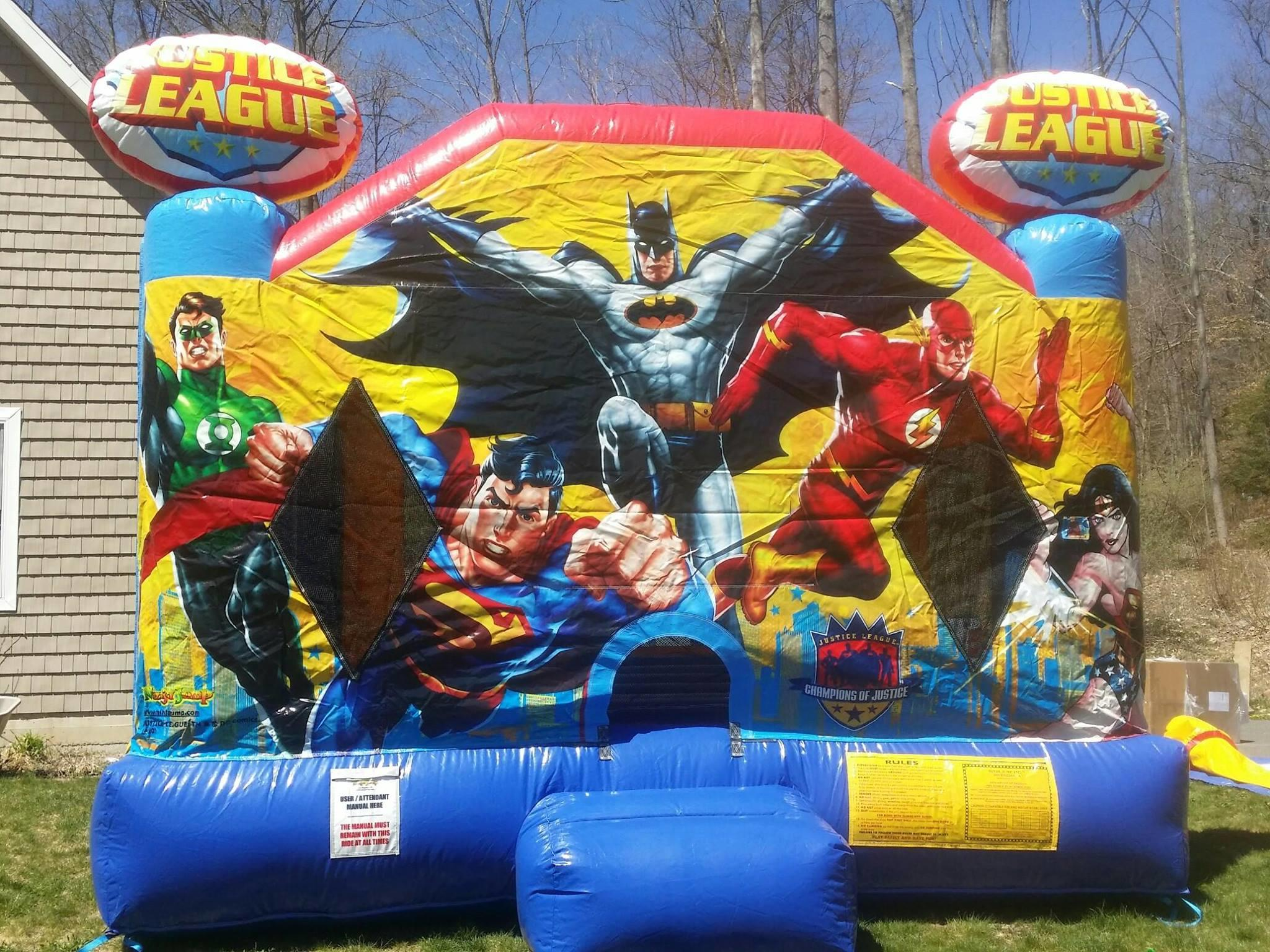bounce house rentals Waterbury, CT
