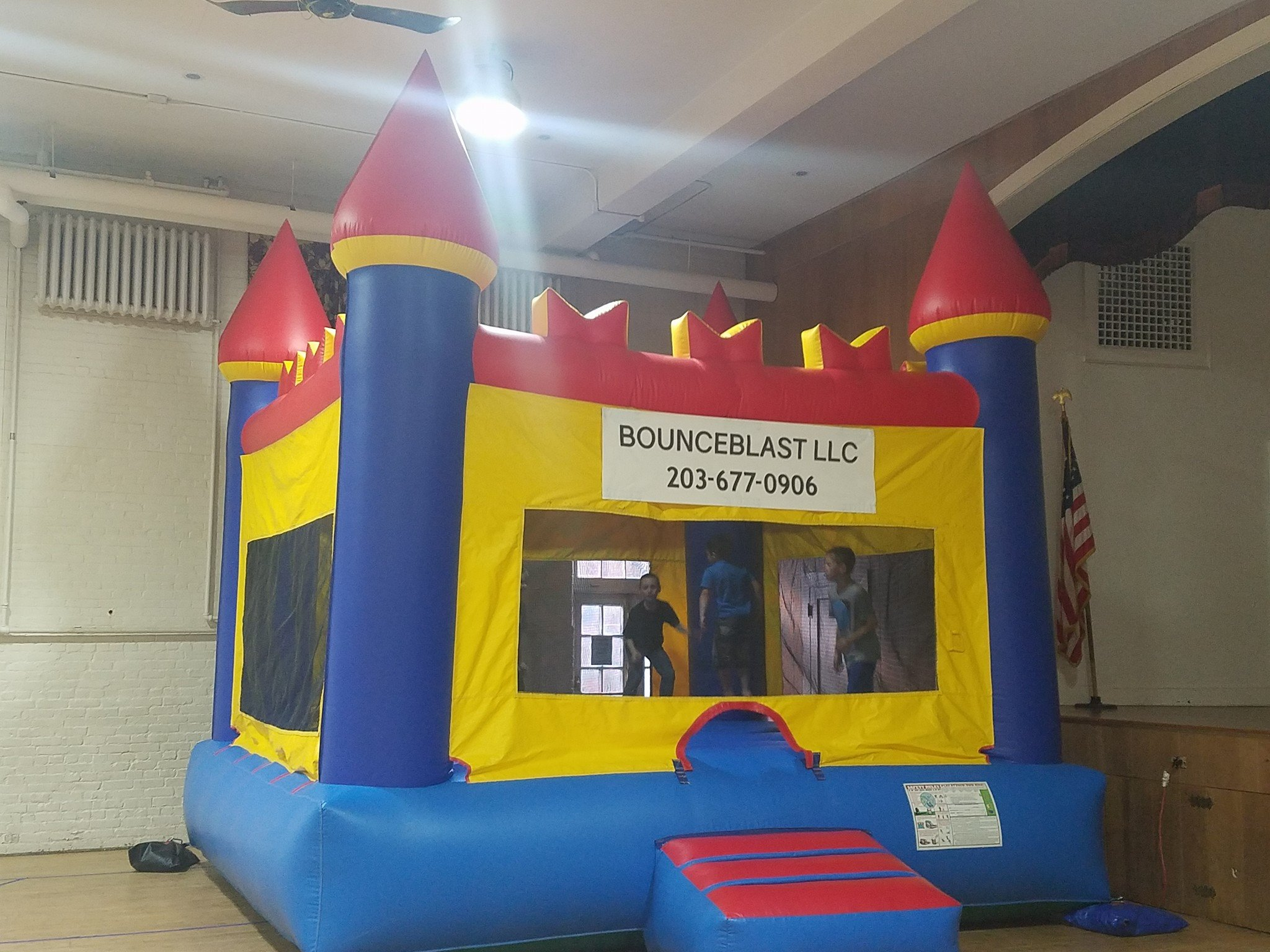 bounce house rentals New haven, CT