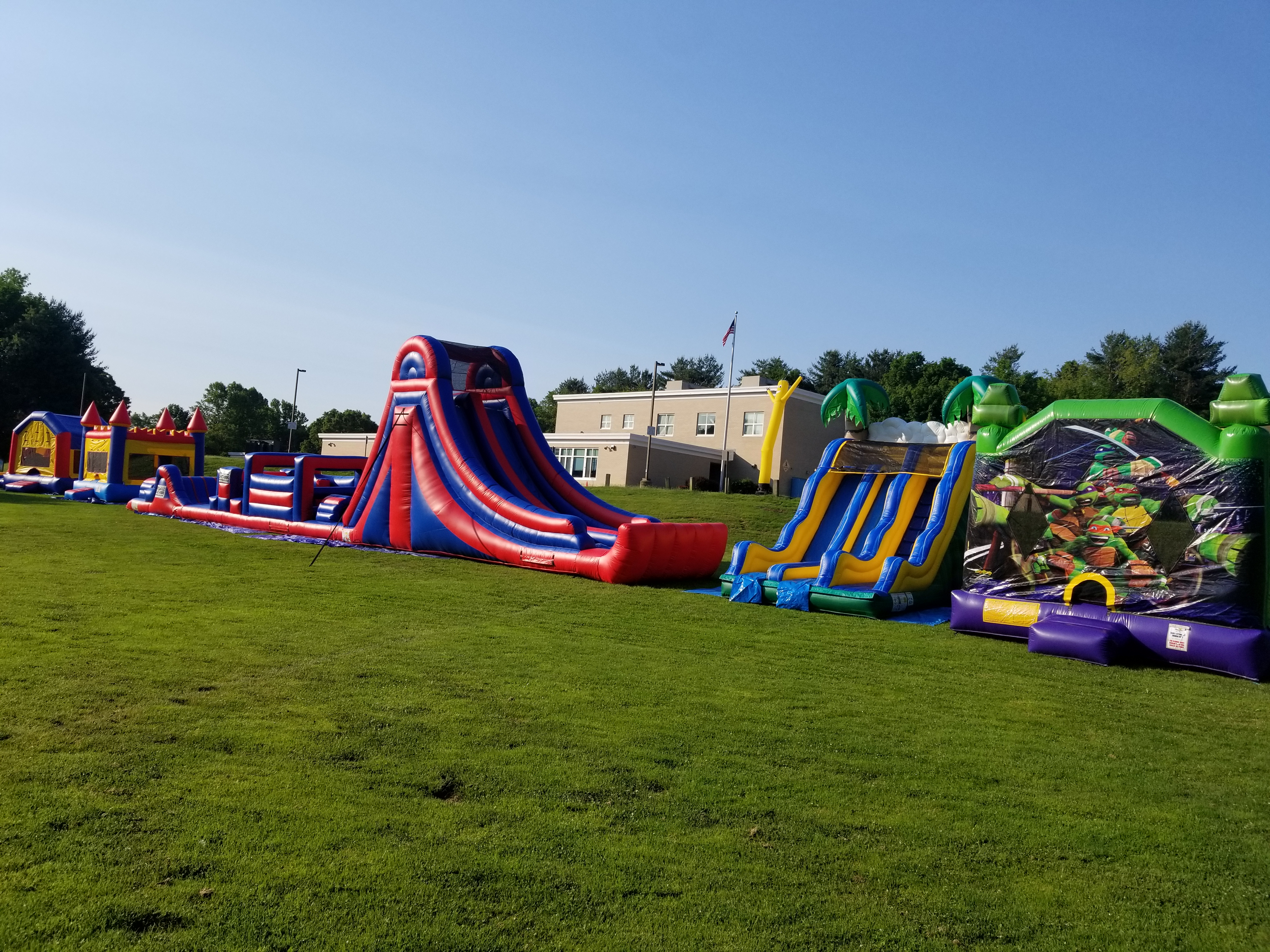 Inflatable rental ct