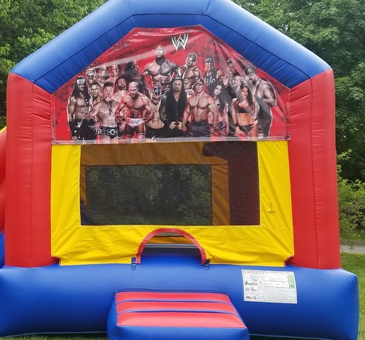 Wrestling Bounce House