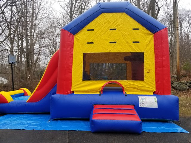 Combo and Bounce House