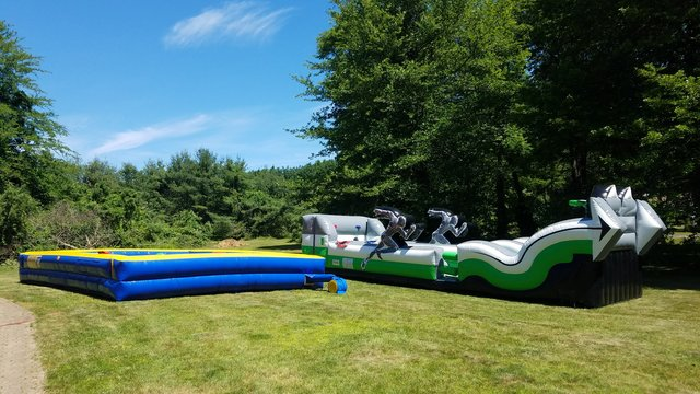 Jousting Ring and 3n1 Bungee Challenge