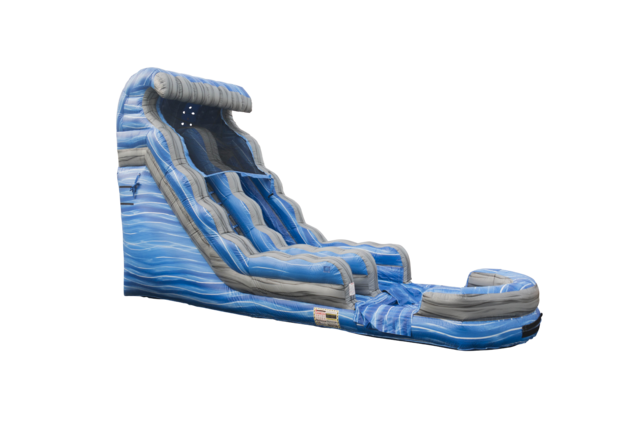 18ft Wave Waterslide