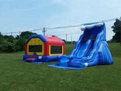 <b><font color=black><b>Bounce House and WaterSlide</font><br>