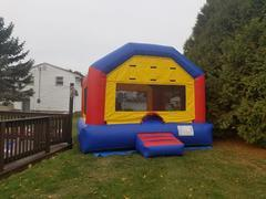 Bounce House and WaterSlide