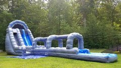 22ft Double Lane with Slip n Slide
