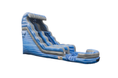 Wave Water Slide and Combo