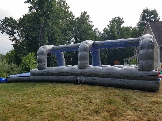 35ft Dual Lane Slip n Slide