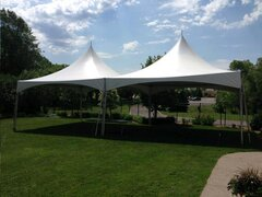 TENT EVENT PACKAGE FOR 50