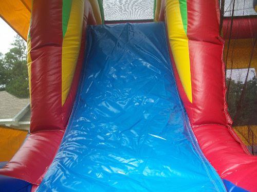 Castle Combo Bouncer 5in1 Slide