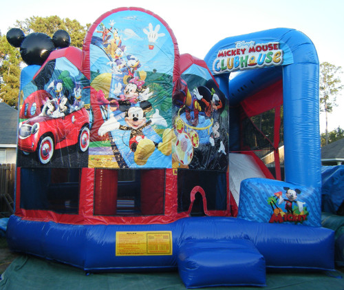 Mickey Mouse Combo 5in1 Exterior