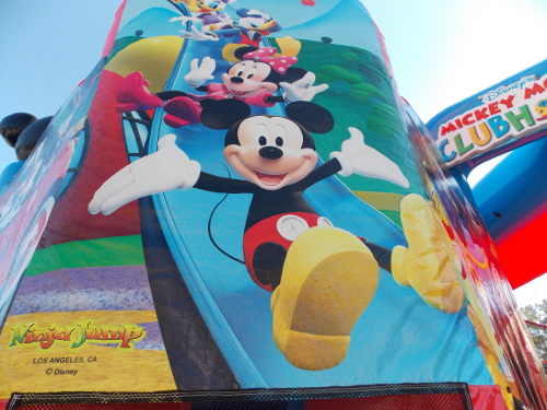 Mickey Mouse Combo 5in1 Graphics