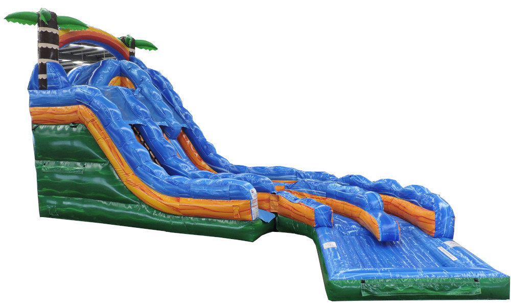 Tropical Thunder Water Slide Rental
