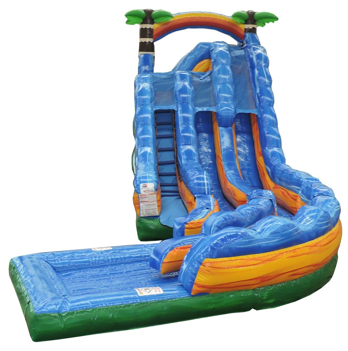 Tropical Thunder Water Slide Rental Mandeville Covington Slidell Hammond