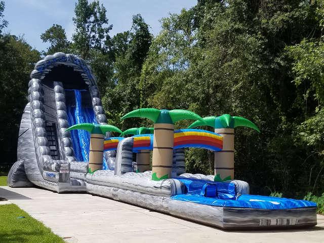 water slide rentals Covington LA