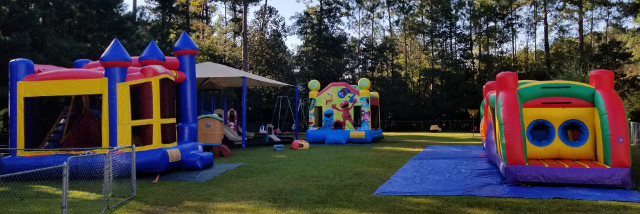 Rent a bounce house in Covington LA