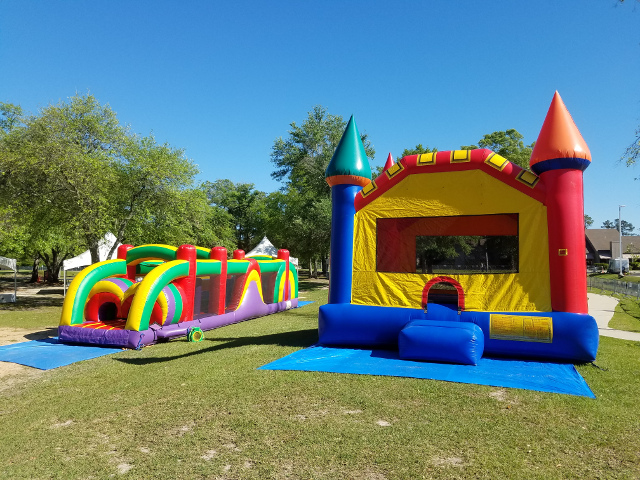 Bounce House Rentals Covington LA