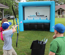 Hoverball Archery Game