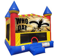 Saints Bounce House