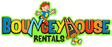 Bouncey House Rentals Logo