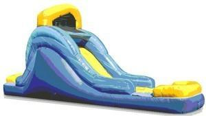 Water Slide 14ft Back Load
