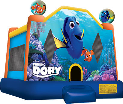 Finding Dory Bounce House Rental