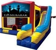 EID Moduler Bounce House Slide 1000
