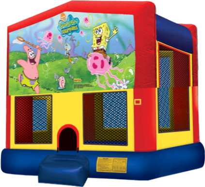 Fun House 15 Sponge Bob Square Pants 38
