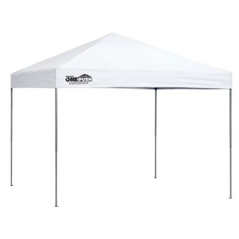 10x10 Pop Up Canopy White