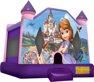 Sofia The First Jump