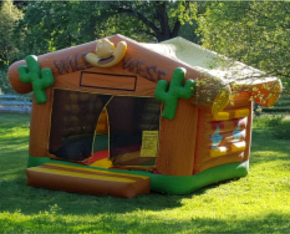 Wild West Bounce House Rental