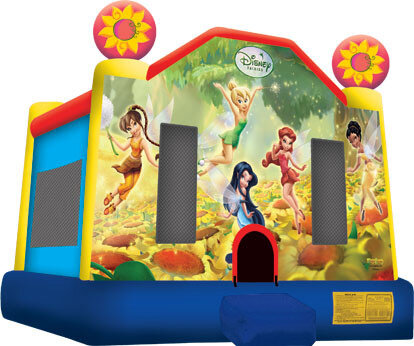 Fairies Bounce House Rental